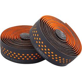 Deda Elementi Presa Handlebar Tape Perforated, negro/naranja
